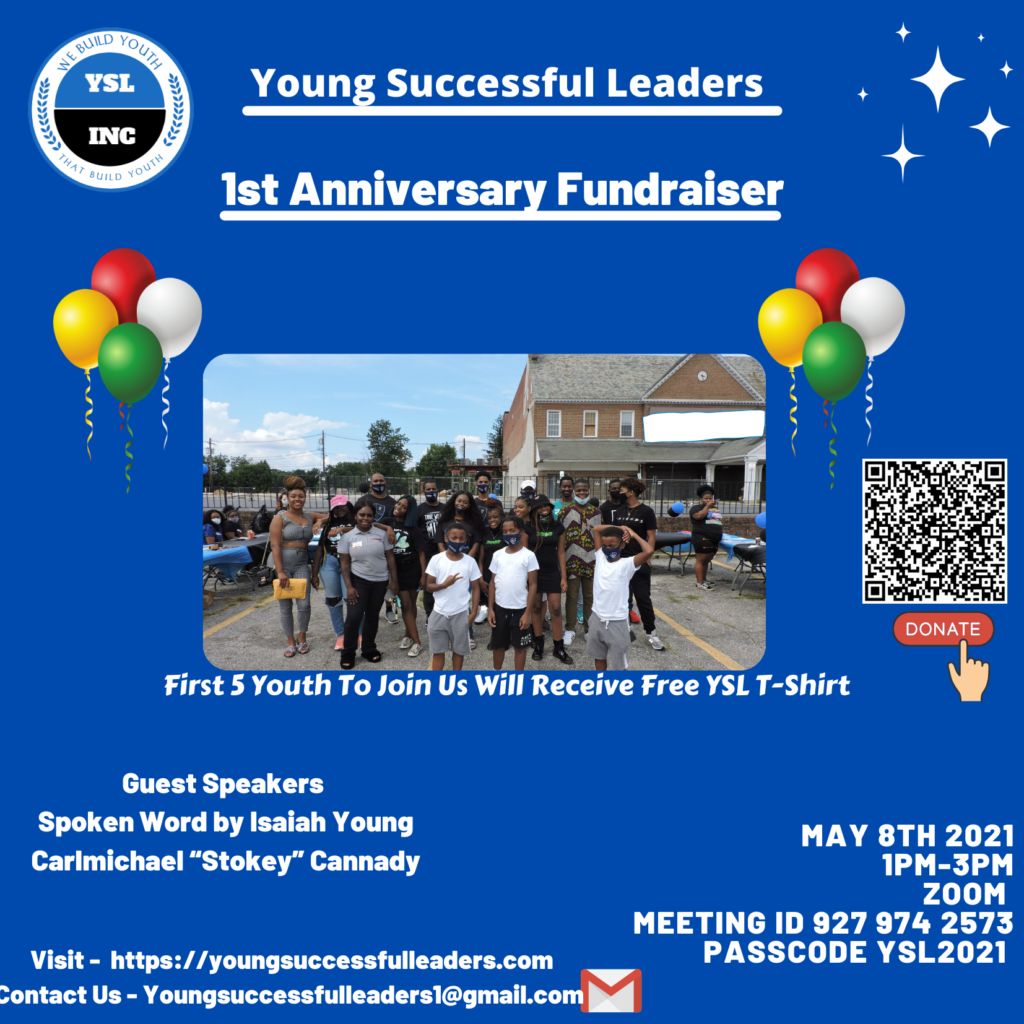 Join us as we celebrate our 1 year Anniversary